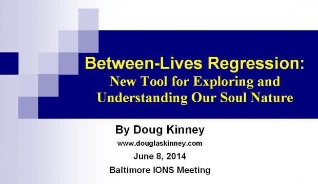 Doug Kinney presentation